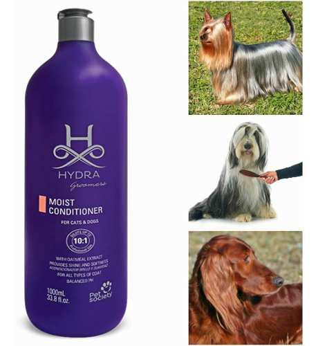 Hydra Acondicionador Hidratante X 1 Lt. Para Perro Y Gato