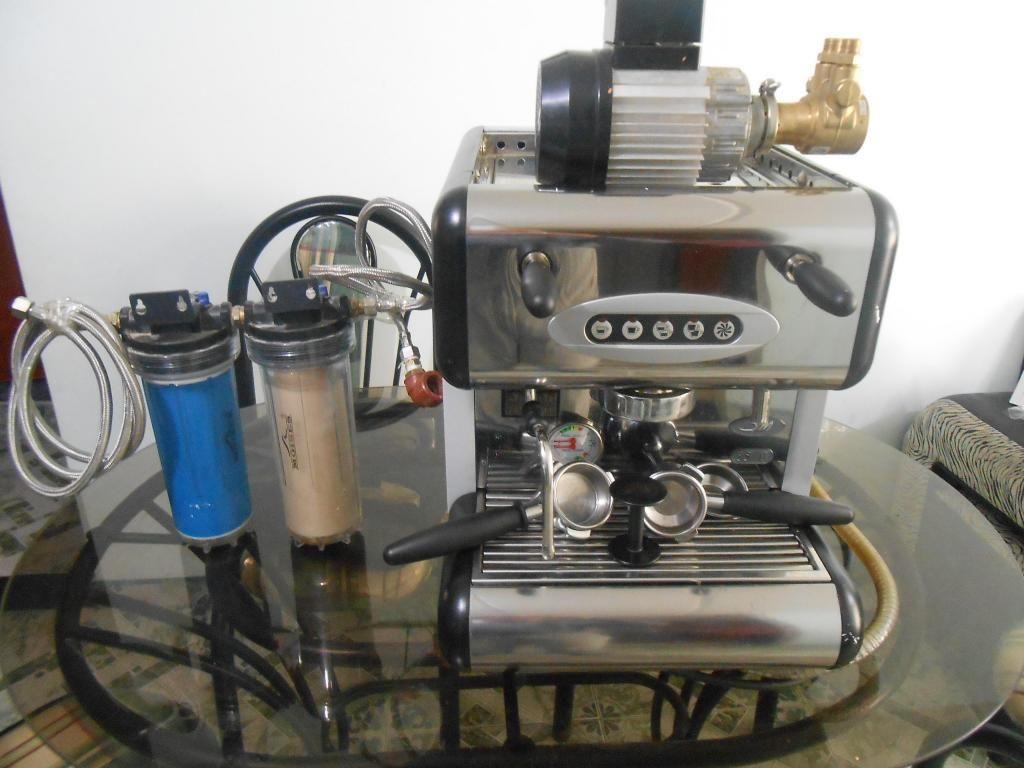 Maquina Automática De Café Expresso Como Nueva