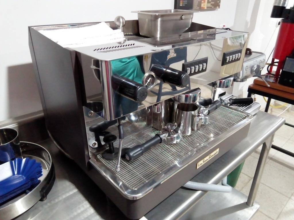Maquina Café Espresso 2 Grupos Molino