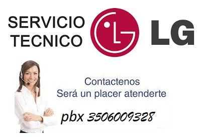 SERVICIO TECNICO SUBA LG REPARACION Y MANTENIMIENTO DE