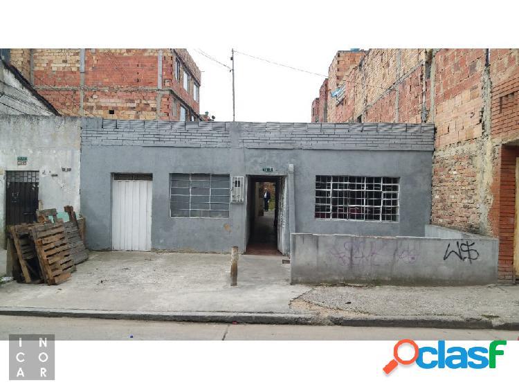 Se Vende Casa Lote en Fontibon, Bogotá.