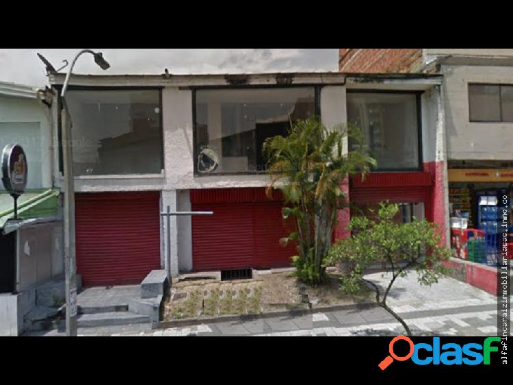 Se vende casa lote en Laureles Alta Mixtura