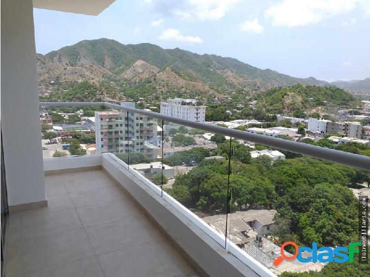 Venta de apartamento para estrenar en Santa Marta