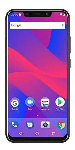 Blu Vivo Xl4 Factory Telefono Desbloqueado 62 32 Gb Color Ne