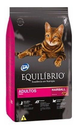 Equilibrio Gatos Adulto 7,5kg Envio G - kg a $25071