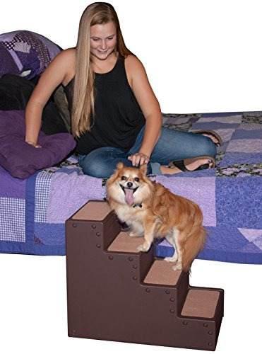 Equipo Para Mascotas Easy Step Iv Pet Stairs 4step Para Gato