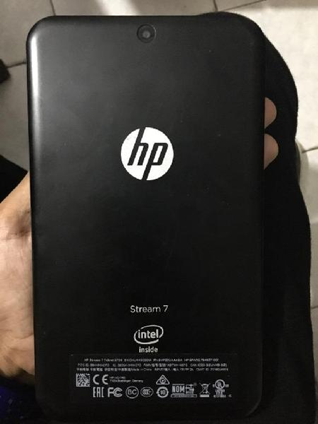 Tablet Hp Stream 7 con Display Malo