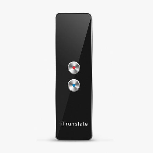 Translator 28 Dispositivo De Translator De Idioma Blanco