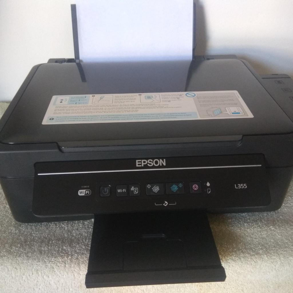Epson L355 Wifi Ecotank