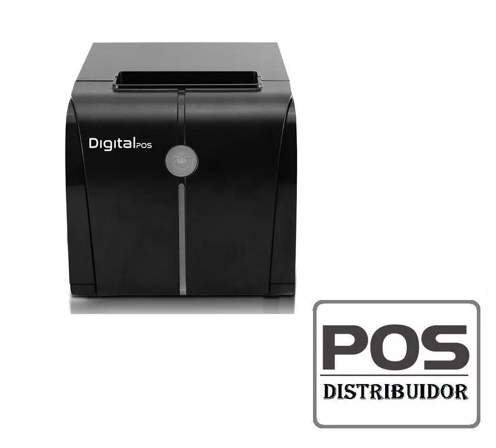 Impresora Termica 80mm Con Puerto Lan Rj45 Para Conexión