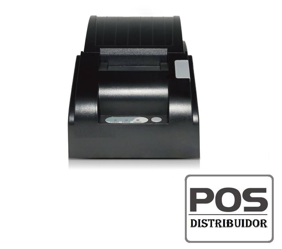Impresora Térmica Pos 58mm Ticket Tirilla Factura Garantia