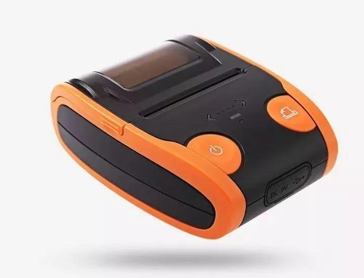 Mini Impresora Térmica Portátil 58mm Bluetooth Móvil Pos