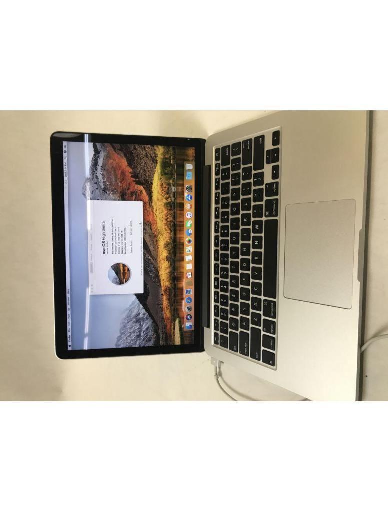 Portatil Apple MacBook Pro Core i5 16 GB RAM 256 SSD Grado B