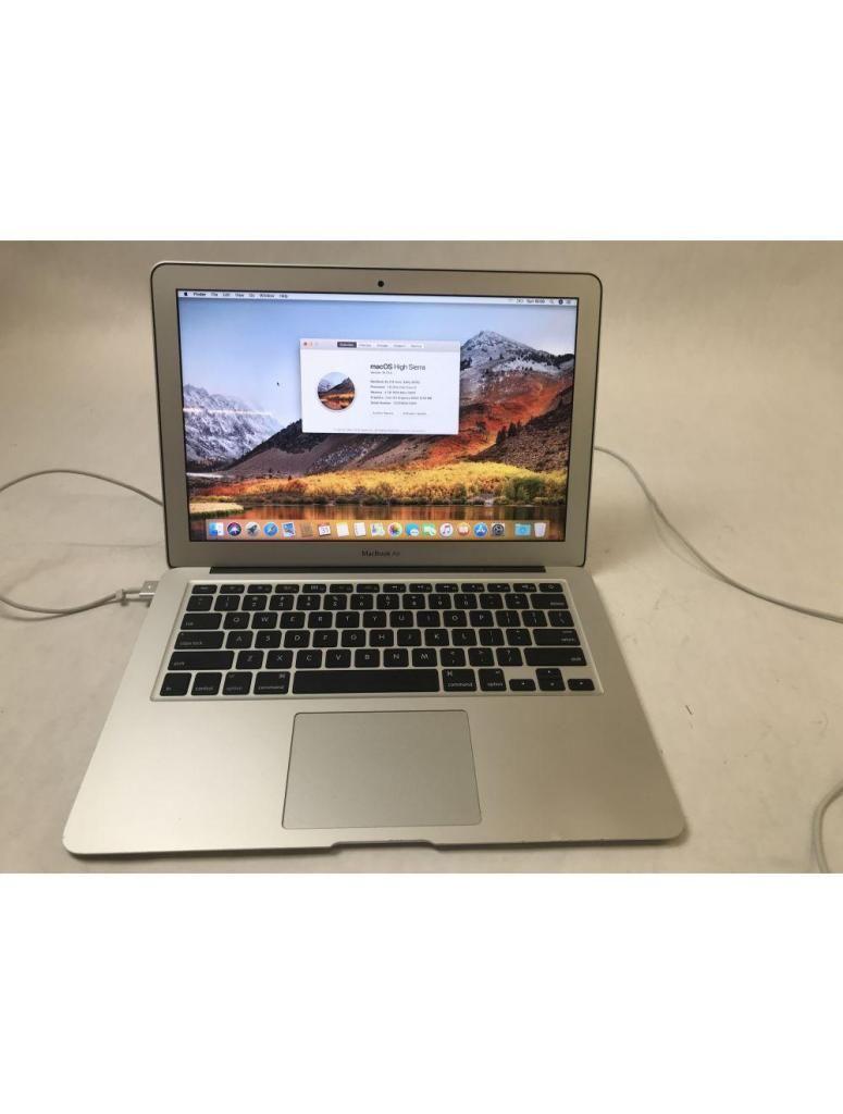 Portatil MacBook Air Core i5 4 GB RAM, 256 HD SSD