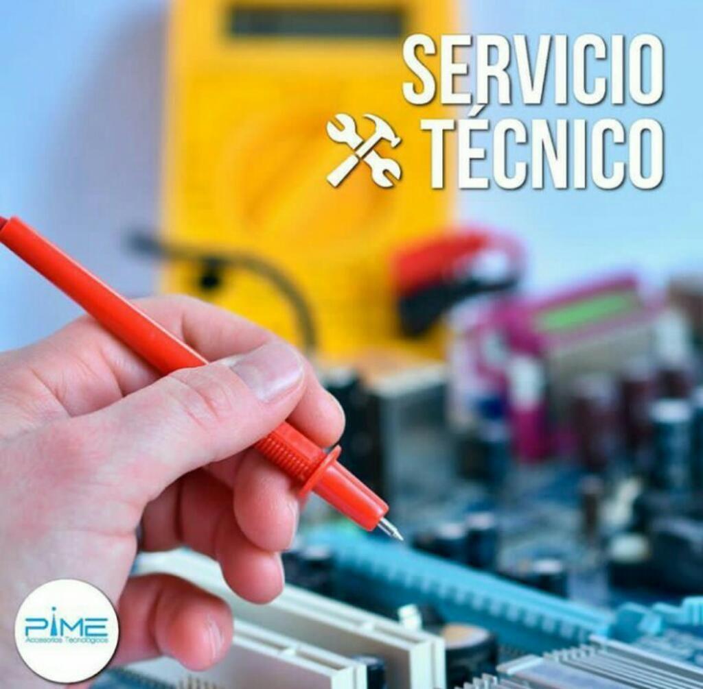 Servicio Técnico Y Mantenimiento para Pc