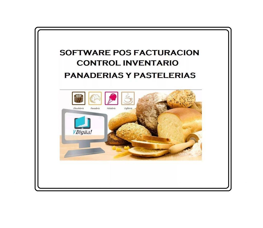 Software Facturacion Pos Para Panaderías Y Pastelerías