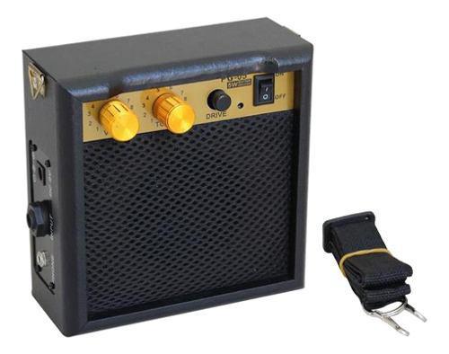 1 Pieza Altavoz Bajo De Guitarra 5w Amplificador Para