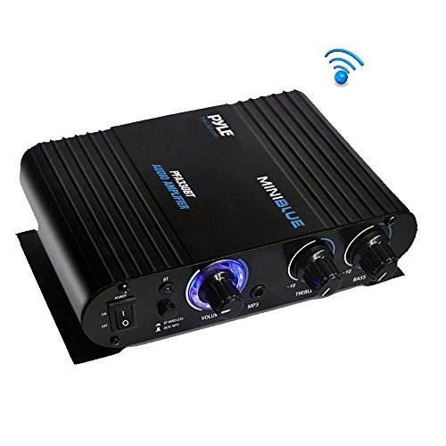 Amplificador De Audio Inalámbrico Para El Hogar Con Blueto