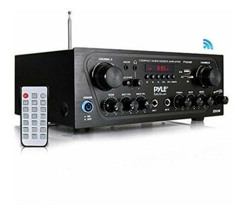 Amplificador De Audio Para El Hogar Compacto Bluetooth, Sis