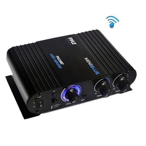 Amplificador De Audio Para El Hogar Inalámbrico Bluetooth