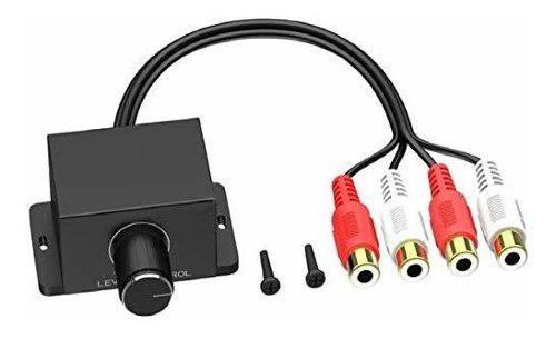 Amplificador De Audio Universal Para Coche Amplificador Rca