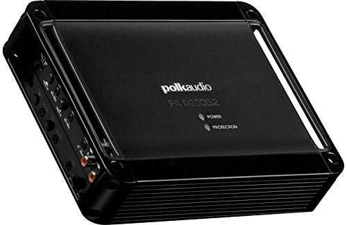 Amplificador De Automóvil De 2 Canales Polk Audio