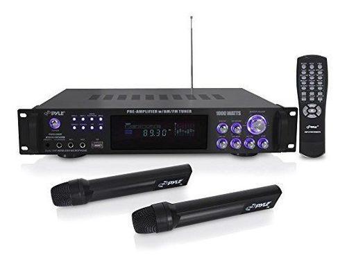 Amplificador De Potencia De Audio Para El Hogar De 4 Canales