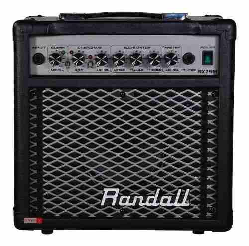Amplificador Randall Rx15m Para Guitarra