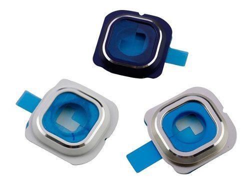 Lens O Vidrio De Camara Samsung S6 Edge Repuesto Celular !!