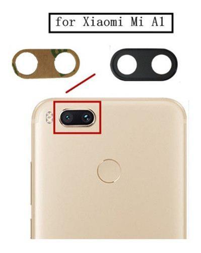 Lente De Camara Xiaomi Mi A1 Repuesto Vidrio