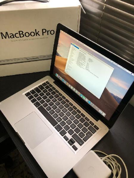 """Macbook Pro 2012 500 Gb Core I5 De13"""""""