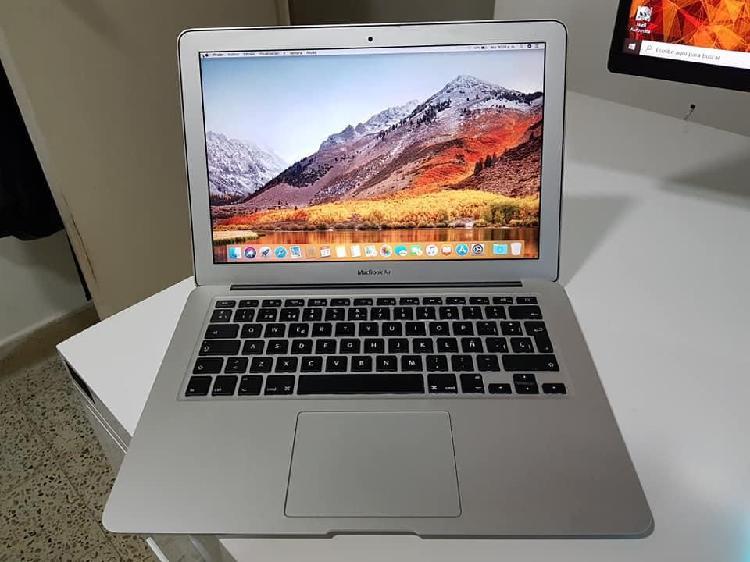 PORTATIL MACBOOK AIR 2012 i5 1.80GHZ, 120GB SSD, 4GB RAM,