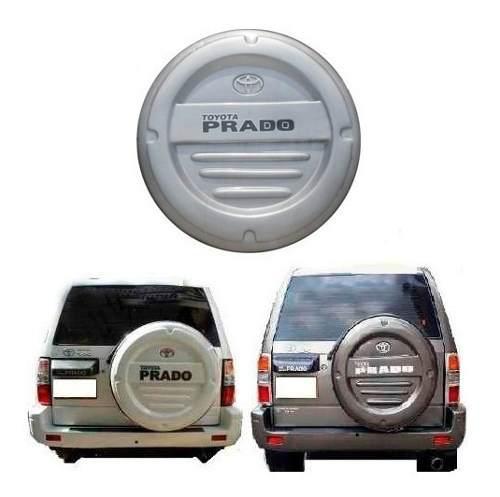 Porta Repuesto Llanta Tapa Caucho Toyota Prado Sumo Vx Gx
