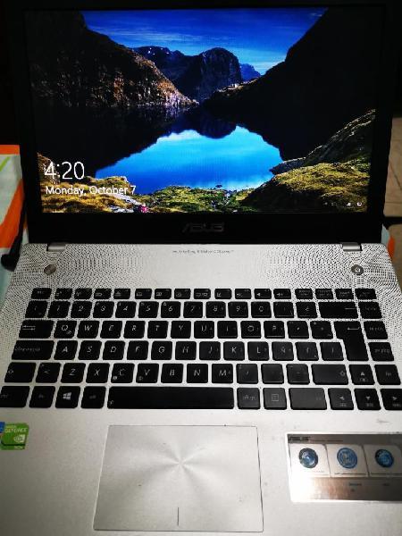 Portátil ASUS Core i7 Ram 8GB DD 1TB