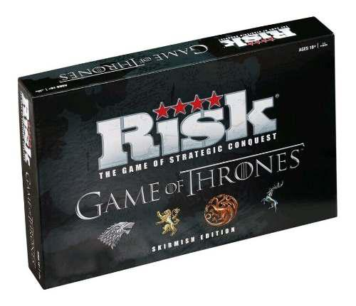Risk Games Of Thrones Edicion De Lujo Entrega Inmedia