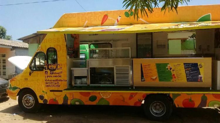 Se Vende Foodtruck Iveco Acondicionado