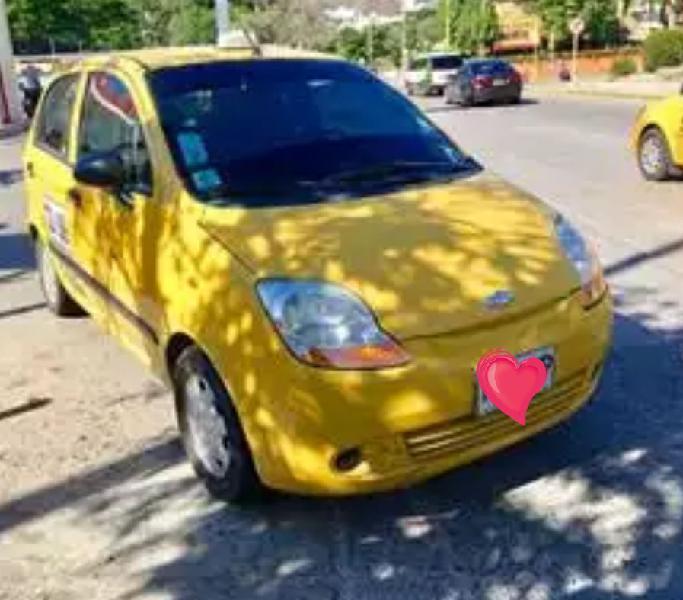 Taxi de Yumbo Chevrolet Spark 2.009
