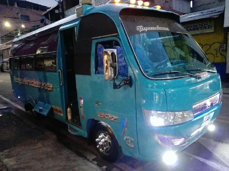 Vendo Buseta Buseton Colectivo Hino Bus
