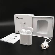 Audífonos Inalámbricos Tipo Air Pods I7 Tws Mini Bluetooth