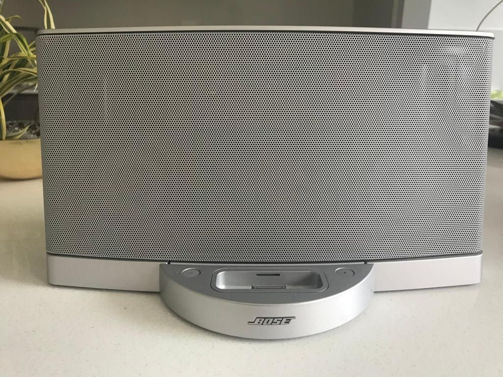 BOSE SOUNDDOCK SERIE 2 CON ADAPTOR 9 PINES