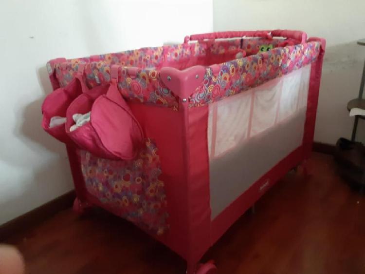 Cama Corral para Bebe Recién Nacido