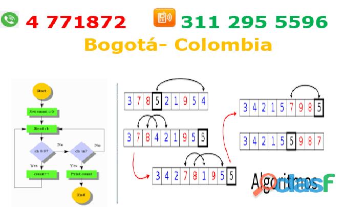 Clases de programación Bogotá