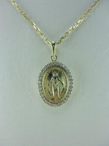 Dije Virgen Guadalupe Oro 10k Ref: 24054