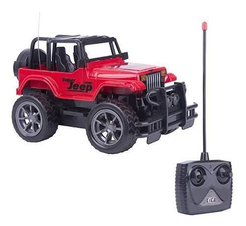 Egoelife Jeep Wrangler Carro Off-road Rc Control Remoto Carr