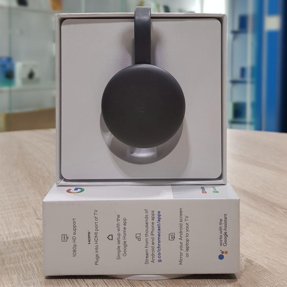 Google Chromecast 3ra Generación (Precio Fijo - No cambios
