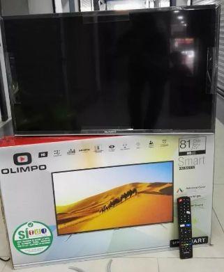TV OLIMPO DE 32 PULGADAS SMART