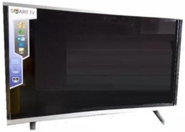 TV SAMSUNG DE 32 PULGADAS SMART CURVO