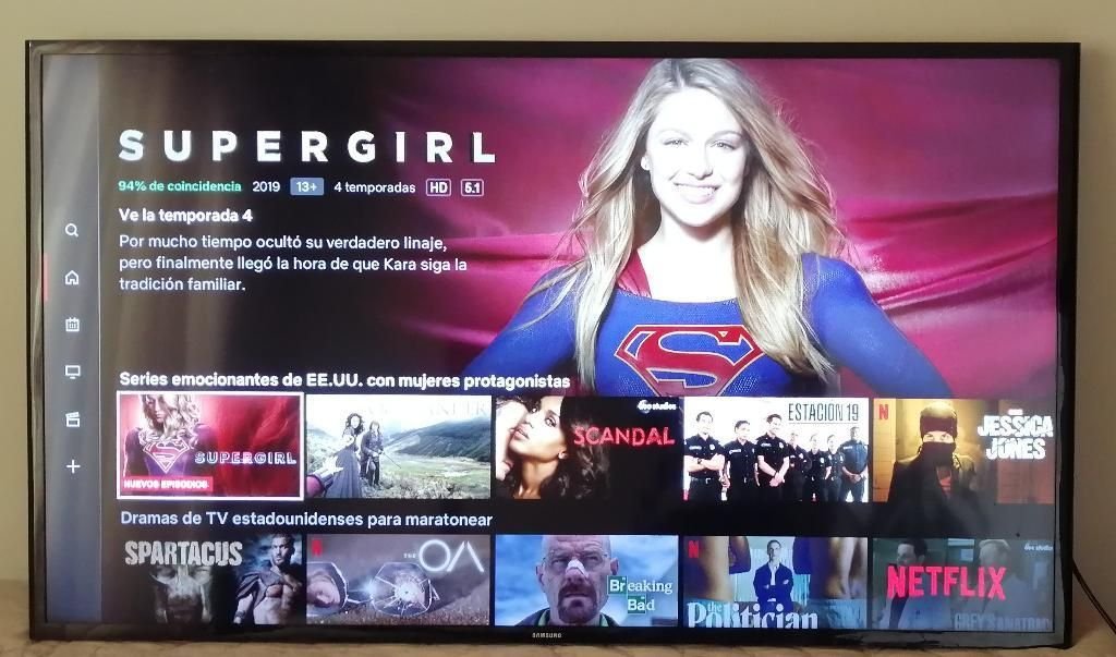 Televisor Led Smart Tv 48 Samsung