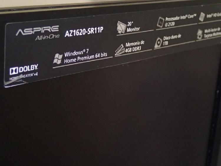 Board para Computador Todo en Uno Acer Aspire AZ1620-SR11P