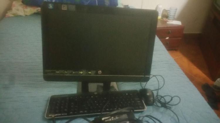 Vendo Computador Todo en 1 Hp 1 Tera